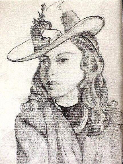 Margaret Richardson, untitled portrait