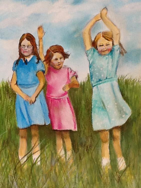 Margaret Richardson, Happy Days