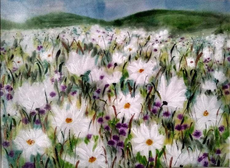 Sheila Lewis, Daisy Meadow