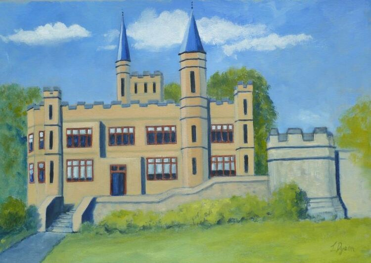 Jenny Dyson, A Less Victorian Saltwell Towers