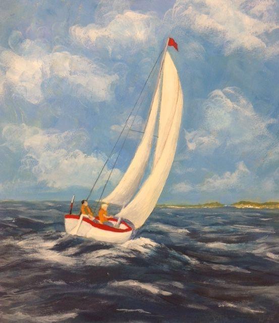 John Fullthorpe -sail