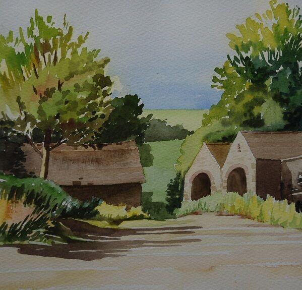 Willie Drea, Wiserley Farm