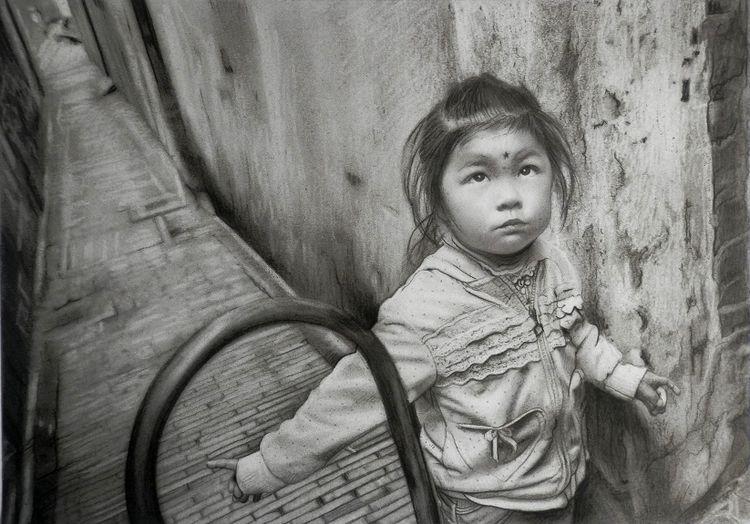 Curious Girl by Doug Stevenson