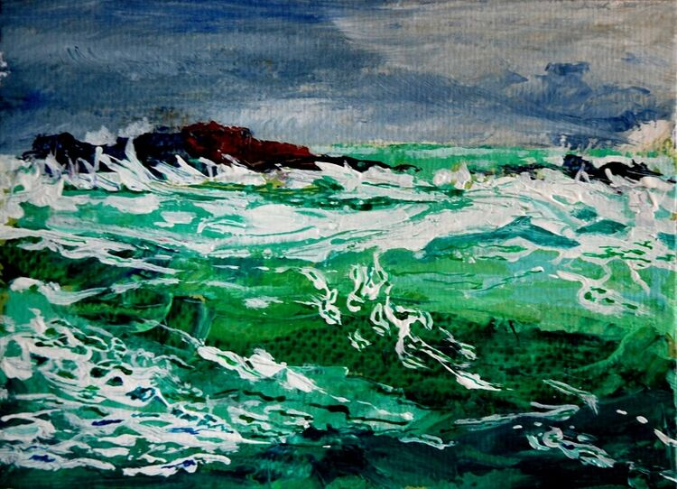 'East Coast', by Willie Drea