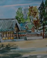 Hachimansha Temple Nisshin