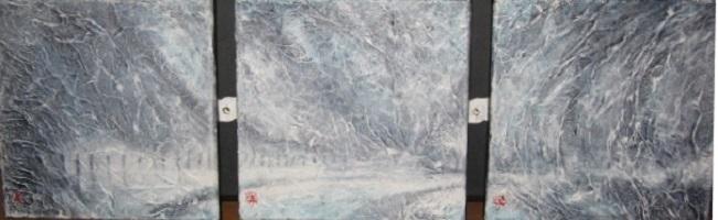Tripdych -Snowscene I,II,III