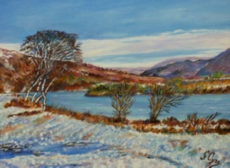 Irene Ayre, Frosty Morning