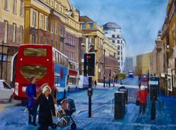 Joe McGregor ' Market Street '