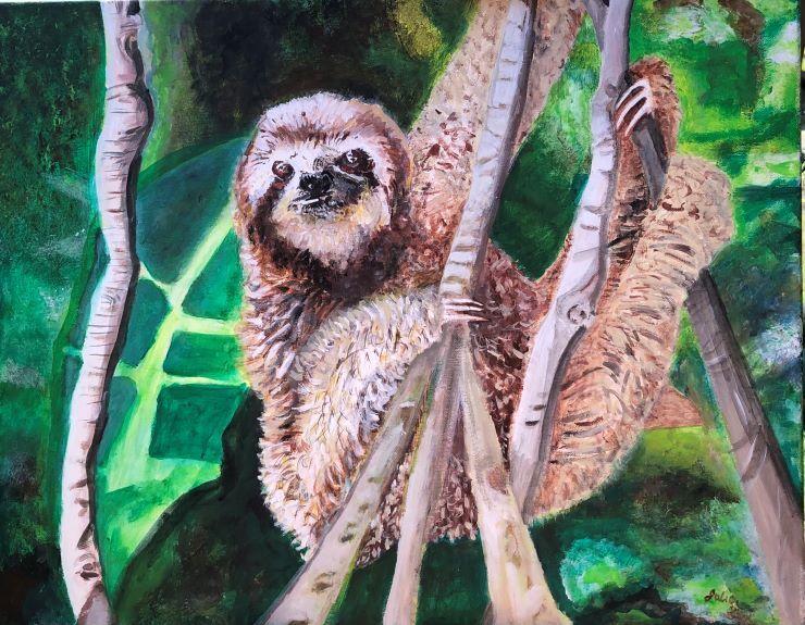 Julie Manning 'Sloth '