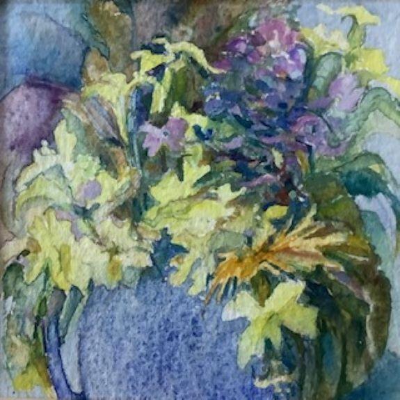 Karen Stott ' Primroses '