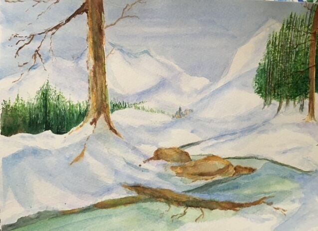Pat Thompson -Winter