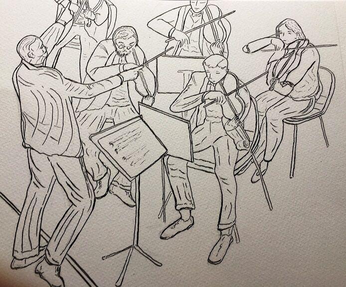 Pat Thompson 'Orchestra '