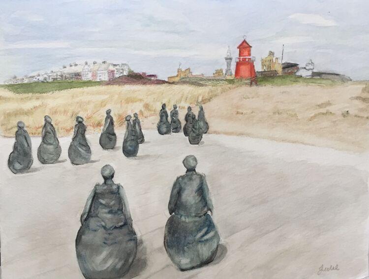 Sculpture -Julie Manning