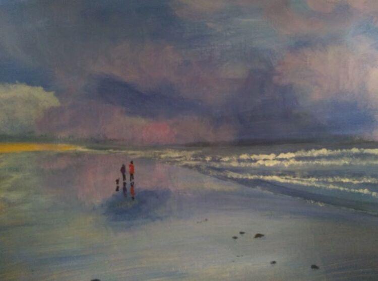 Sheila Lewis 'Druridge Bay'