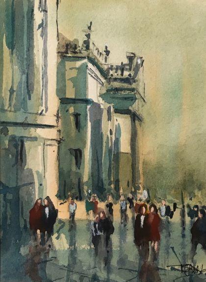 Tim Griffiths -Theatre Royal