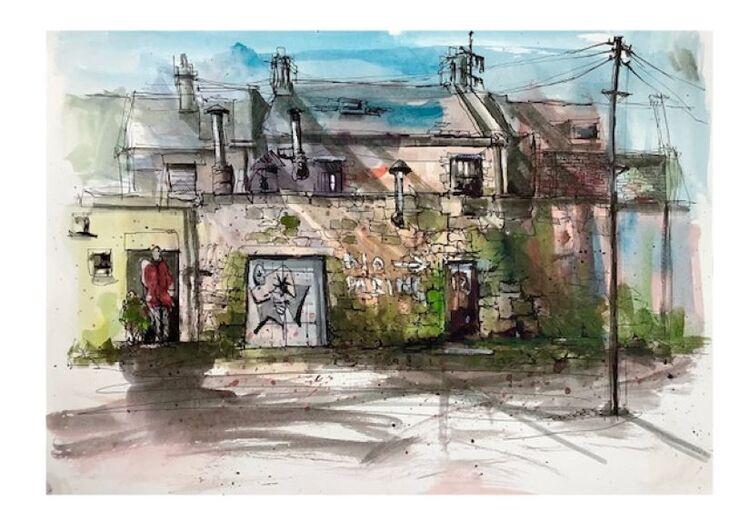 Tim Griffiths ' Waterstones Book Shop '