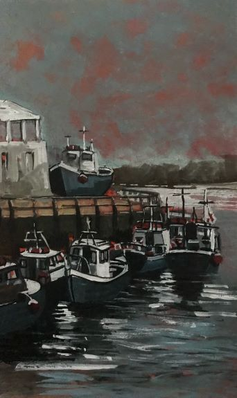 Tim Griffiths, Ouse Burn Boats Fishing Fleet