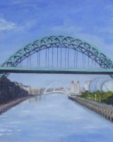 Tyne and Millennium Bridges