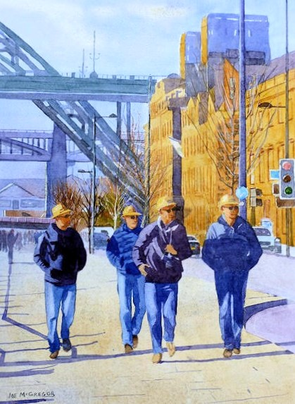 Tyneside Tourists