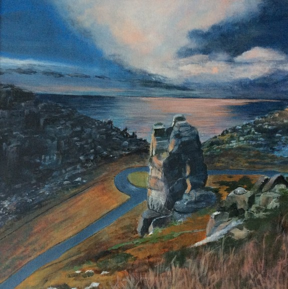 Valley of Rocks by Margaret Richardson