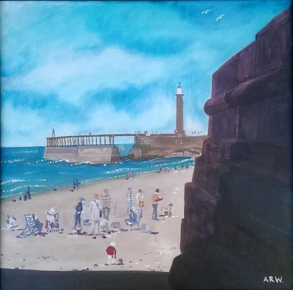 West Pier -Allan White