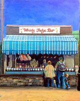 Whitby Fudge Bar