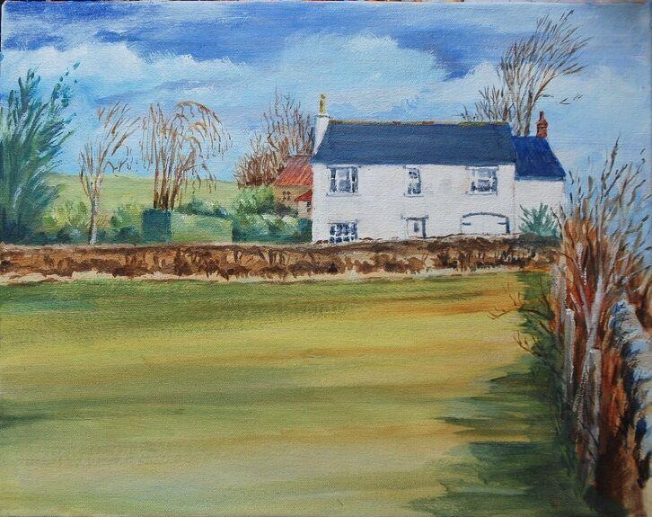 Willie Drea ' Fell House Witton Gilbert'