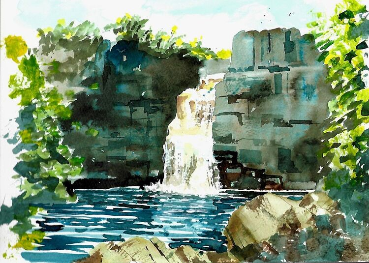 Willie Drea ' High Force '
