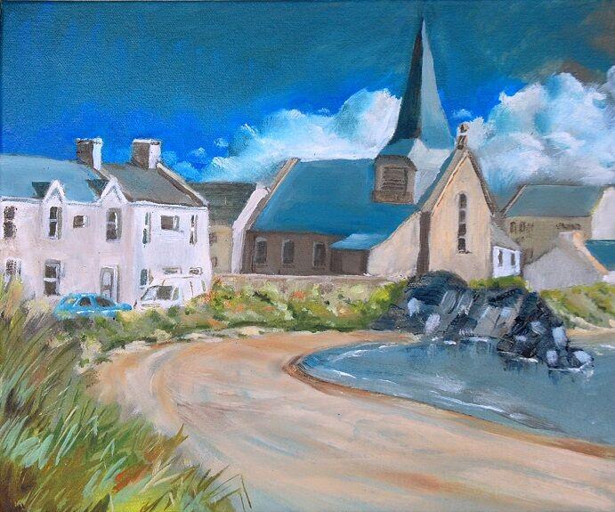 Willie Drea ' Port Ellen Islay '