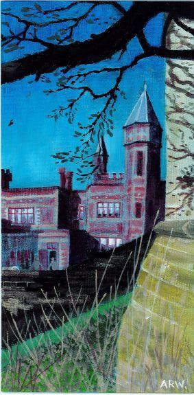 Allan White -Saltwell Towers
