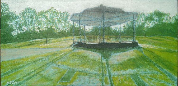 Allan White The Grove, Saltwell Park