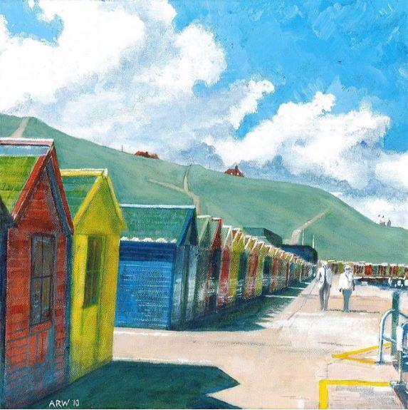 Allan White, Whitby Promenade