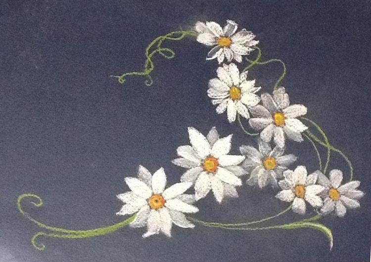 Margaret Richardson -Daisies