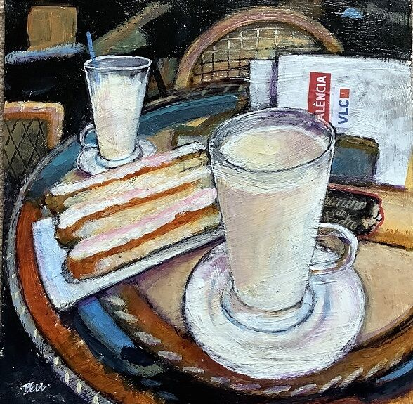 Harry Bell, Horchata for Two
