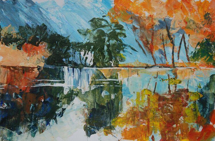 Willie Drea, Oxbow Lake