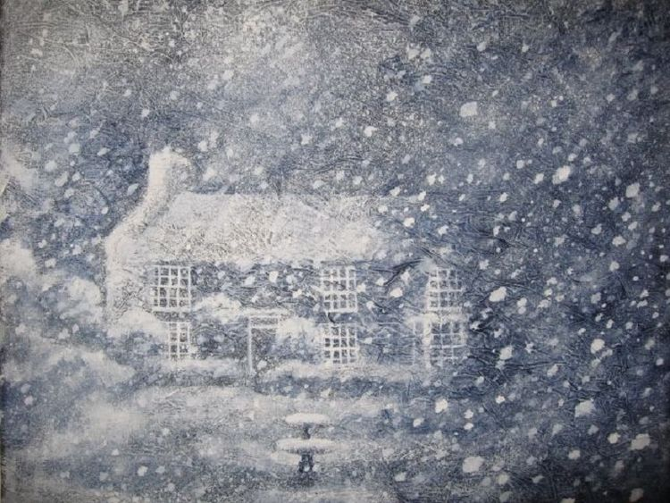 Christmas Cottage by Aubrey Anderson