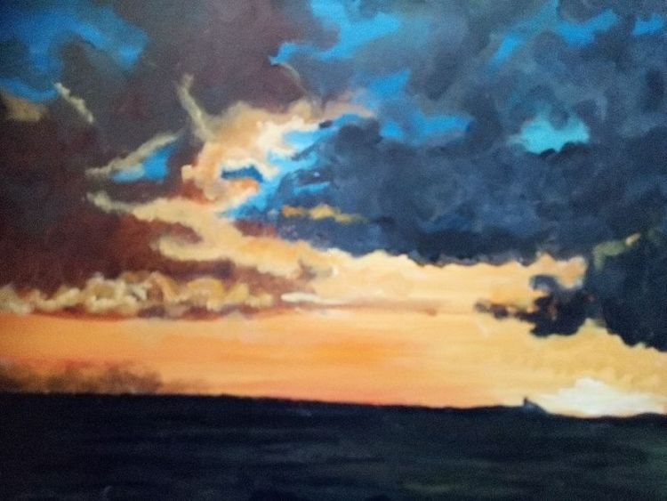 Dramatic Sky -Brian Wilson