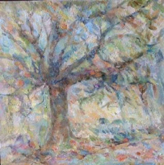Apple Tree by Karen Stott