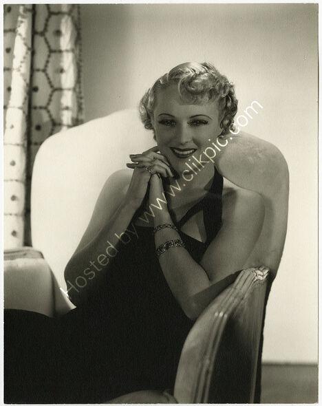 Sally Eilers George Hurrell #2
