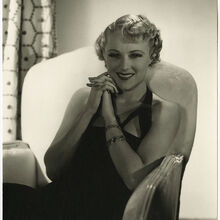 Sally Eilers George Hurrell