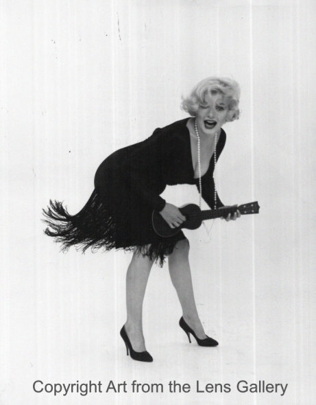 Some like it Hot, Marilyn Monroe  Milton H Greene