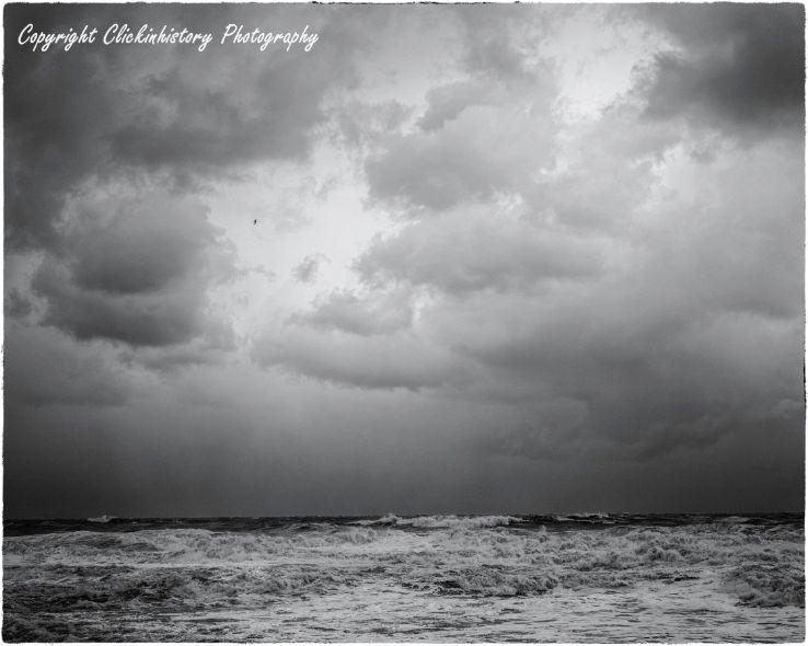 Break in the storm