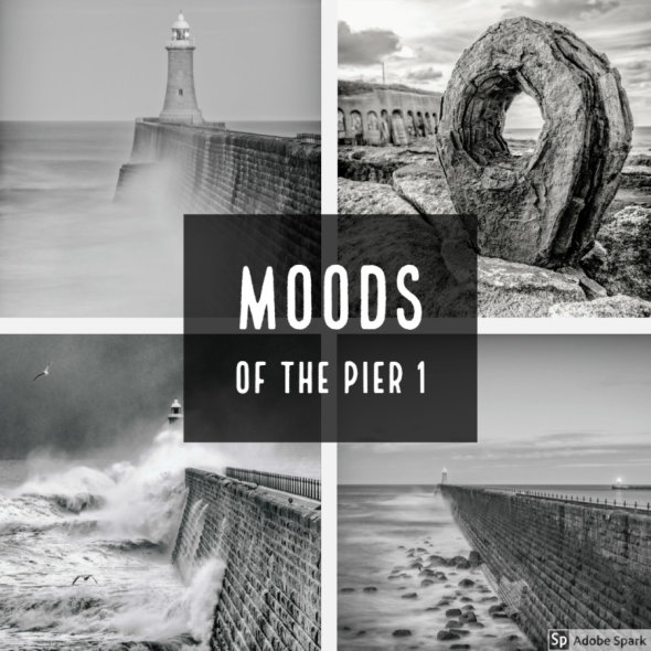 Moods of the pier