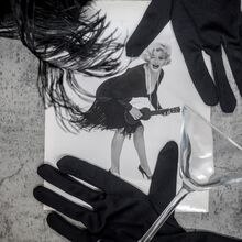 "Marilyn Monroe ""Some like it hot"" press photograph"