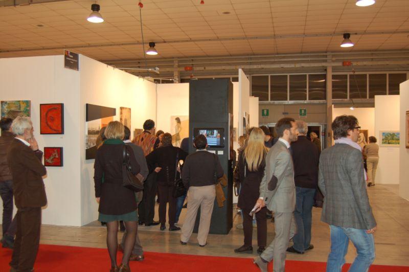 Stand Hannah Gauntlett Arte Padova 2011