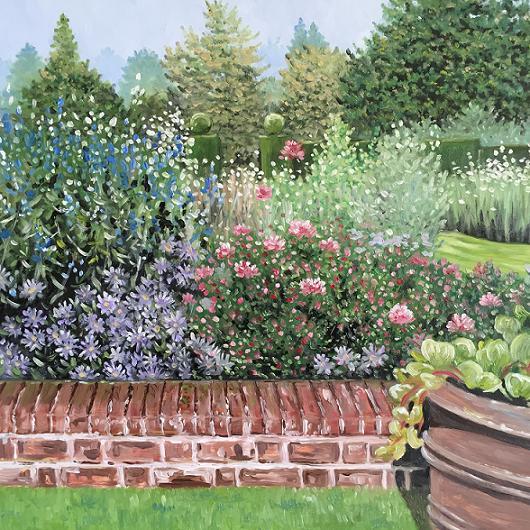 Doddington house, Gardens  (SOLD)