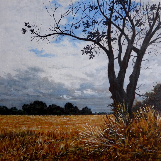 SOLD.......A Storm's Beckoning ( Doddington, Kent)