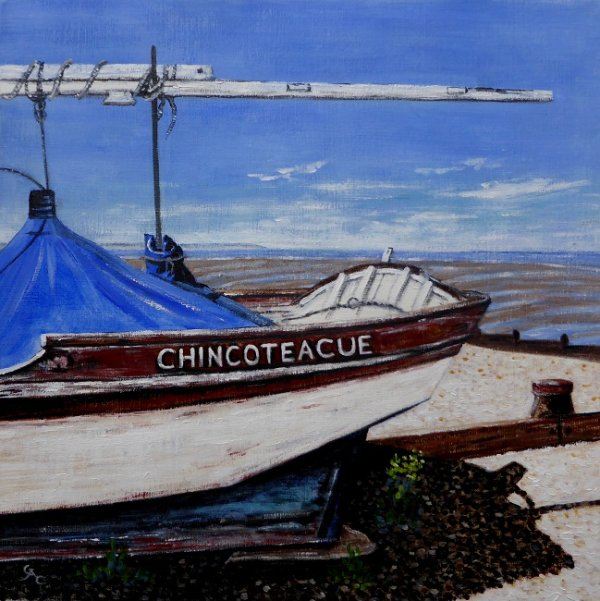Chincoteacue, Whitstable (SOLD)