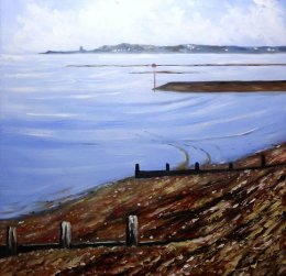 Distant Whitstable  (SOLD)