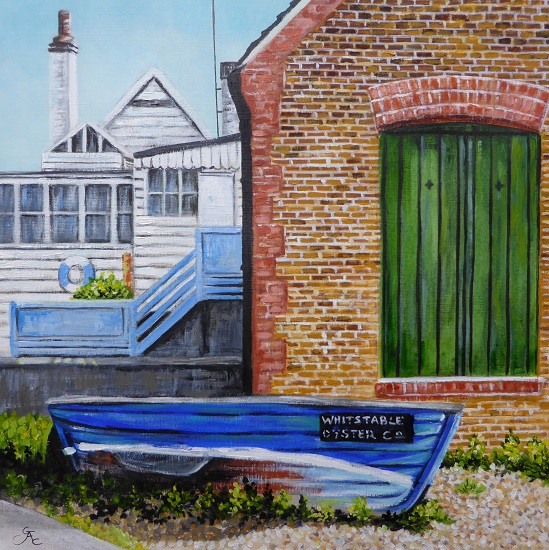 SOLD   Whitstable Harbour
